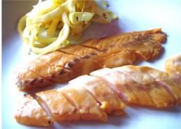 Filets-de-maquereau-crus-en-marinade-de-gingembre-et-d'agrumes